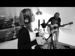 Diamonds - Becky and Belha Live
